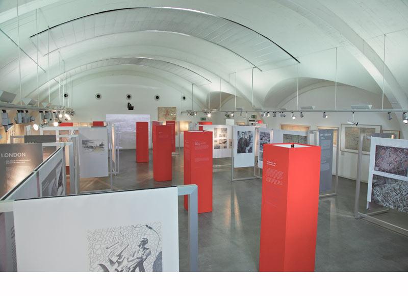 Überblick Ausstellung